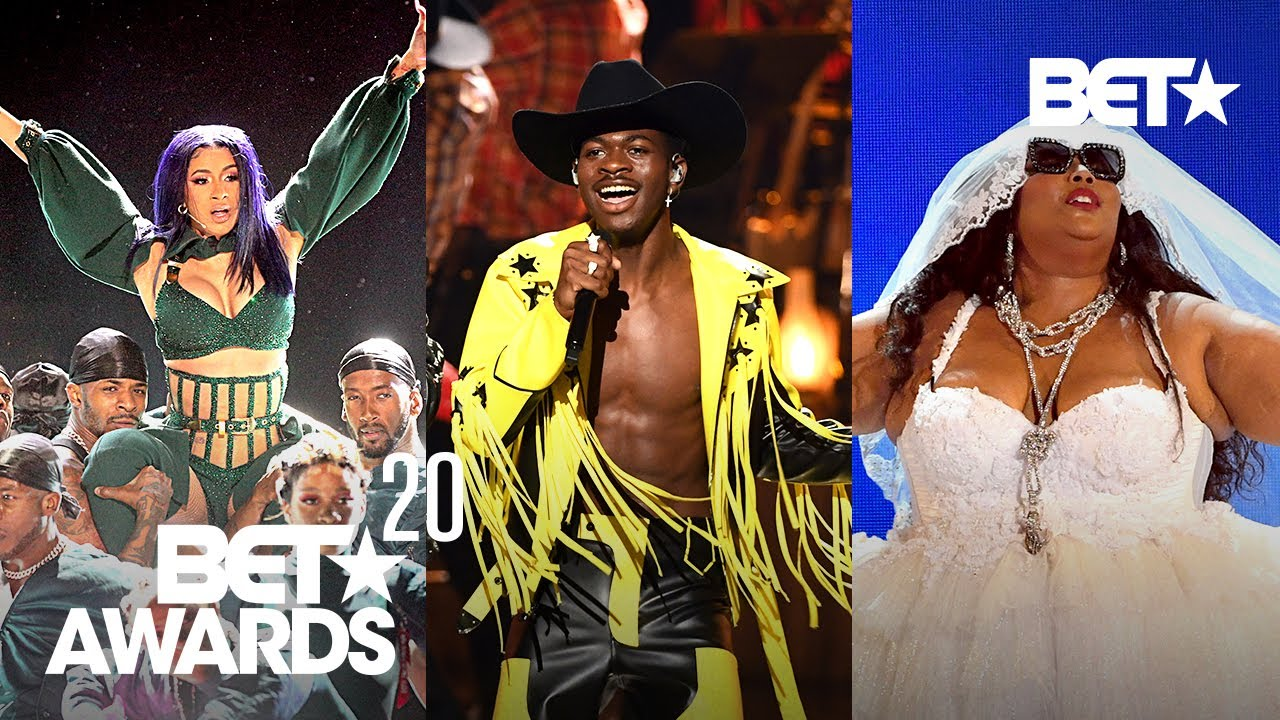 Cardi B, Lizzo, Lil Nas X, DaBaby & More In First-Ever BET Awards Performances!   BET Awards 20