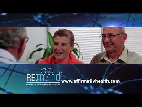 AFFIRMATIVhealth's Importance of Sleep for Alzheimer's and dementia
