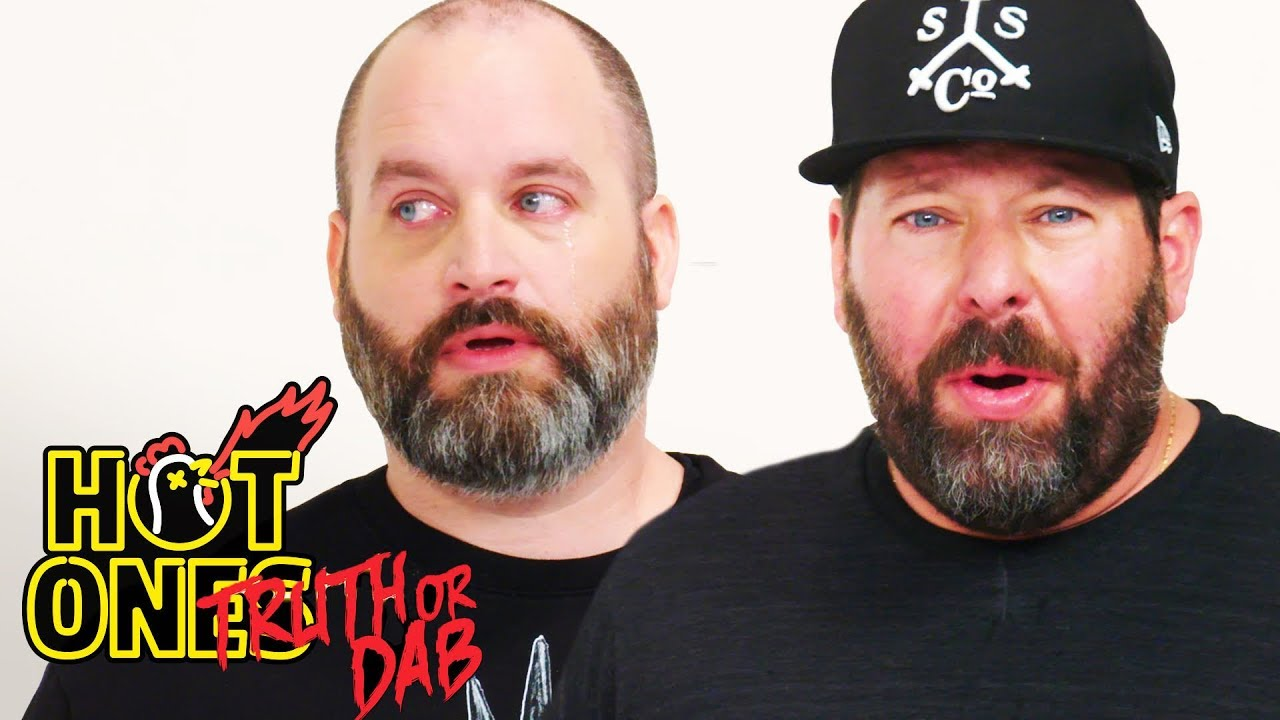 Tom Segura and Bert Kreischer Play Truth or Dab | Hot Ones