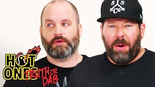 Download Tom Segura and Bert Kreischer Play Truth or Dab | Hot Ones Video