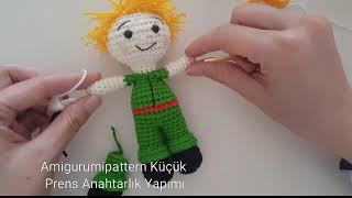 Amigurumi Pikachu Yapımı Türkçe - Mimuu.com | 180x320