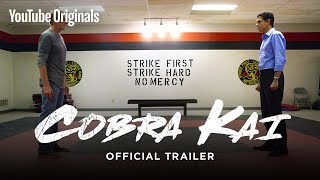 Official Cobra Kai Trailer - The Karate Kid saga continues