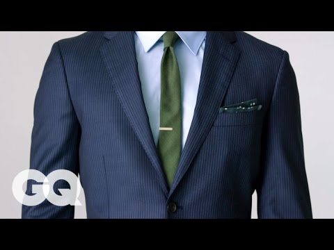 How to Use a Tie Bar The Right Way – How To Do It Better   Style   GQ