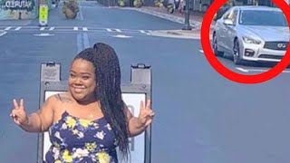 Ms. Minnie Dead From Hit & Run - The Disturbing Truth About Ashley Ross's Death ⚠️