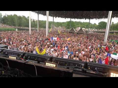 KUNGS at Tomorrowland + Parookaville 2017