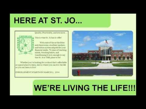 St. Joseph School-La Salle (Radio Commercial)