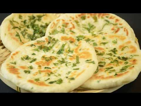 kulcha Recipe | Tawa Kulcha | Homemade Soft Kulcha On Tawa