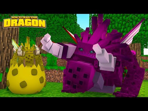 BEWILDERBEAST EGG HATCHES! - How To Train Your Dragon w/TinyTurtle