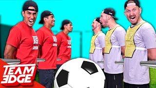 GIANT Foosball Challenge!!