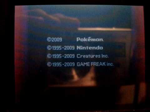 Getting Members Card in pokemon platinum for darkrai through nintendo wifi event (legitimatly)
