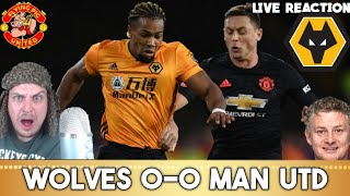 Wolves 0-0 Man Utd FA Cup | BORING BORING UNITED | Flying Pig United