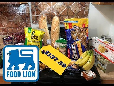 Huge Weekly Family Grocery Haul | 10/13-10/19 | $137.59