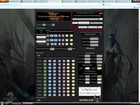 Diablo 3 - Calculators & Applications
