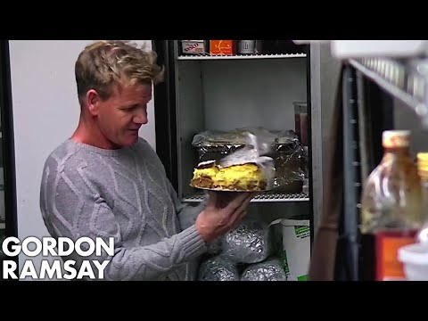 Gordon Finds a Cheesecake That