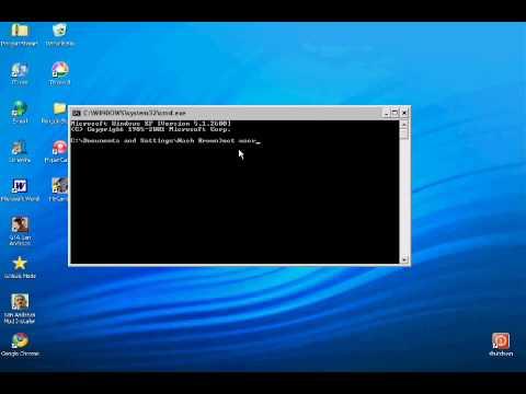 How to change Admin. Password on school PC!