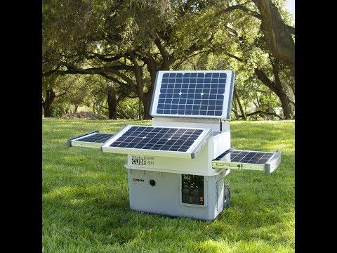 Wagan Tech Solar e Power Cube 1500 (#2546) (Chinese version)