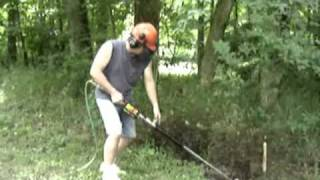 "Mole launching."" Blowing up moles in my yard.Wack-a-Mole. Rodenator."