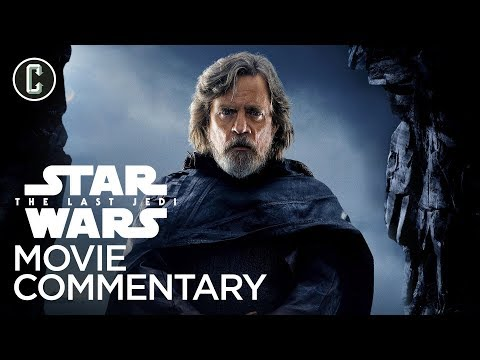 Star Wars: The Last Jedi Movie Commentary