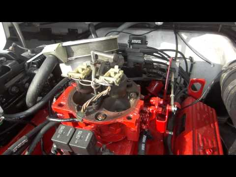 Throttle Body fuel injectors problem (Bad fuel pump)