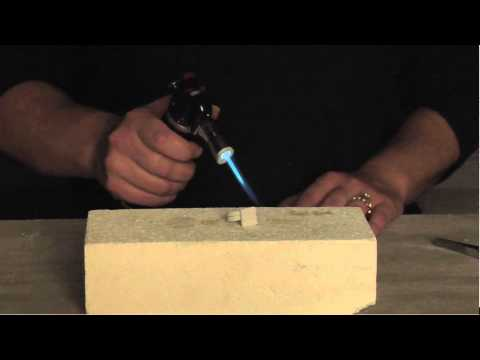 How to Fire Precious Metal Clay | Delphi Glass
