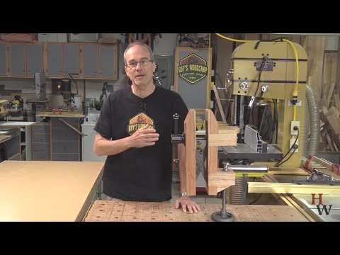 Benchcrafted Hi Vise Hardware Tool Video