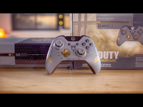 Xbox One Advanced Warfare Bundle: Unboxing & Review!