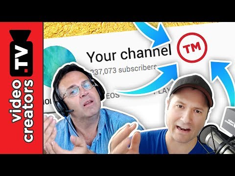 When To Officially Trademark your YouTube Channel Name
