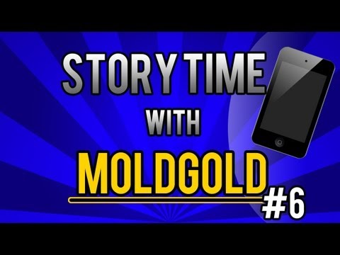 NHL 14 | Story Time With Moldgold #6 (Ipod Stealing B!tch)