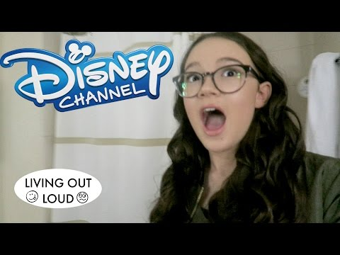 My Disney Channel Movie Audition | Acting Auditions & Call Backs with Fiona | Living Out Loud Vlog