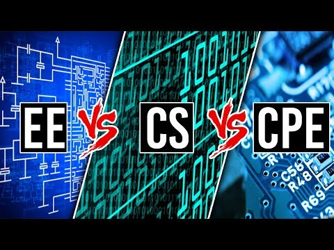 Electrical Vs Computer Engineering Vs Computer Science | A Side by Side Comparison