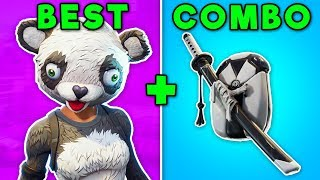 10 Best New Skin   Backbling Combinations! (new Amazing Combos!)