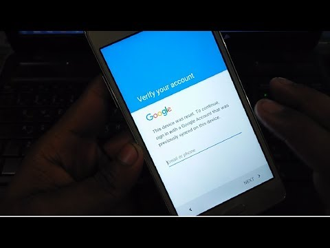 Samsung Grand Prime (SM-G531H) FRP Reset With Sboot File | Google Account Verify Fix