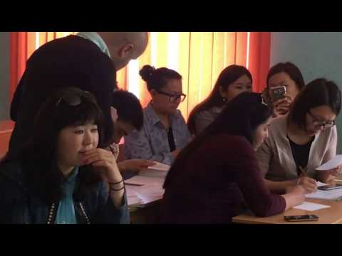 Demo Lesson on How to Teach Reading (TESOL)