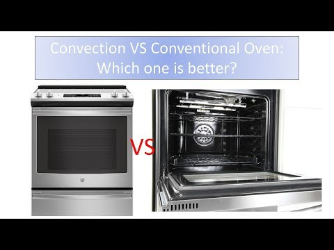 Convection VS Conventional Oven: What are the effects of Convection Oven?