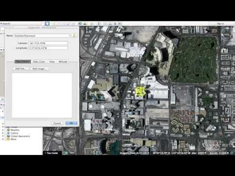 Google Earth - Measure Tool