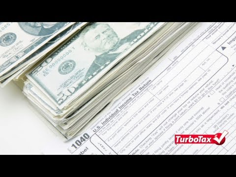 What Days of the Week does the IRS Deposit Tax Refunds? TurboTax Tax Tip Video