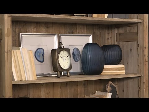 How to Style a Bookcase with Kelli Ellis
