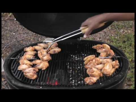 How to BBQ: Chicken Wings