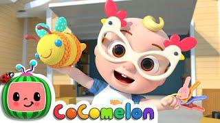 Garage Sale Song | CoComelon Nursery Rhymes & Kids Songs