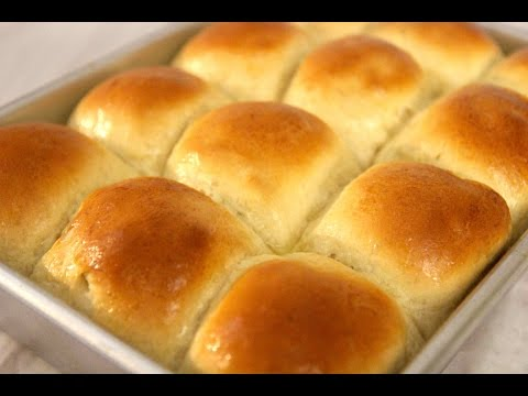 Homemade Dinner Rolls - Cooked by Julie episode 247