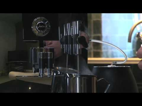 How to - Clean the Cappuccino Milk Frother of a Jura Coffee Machine
