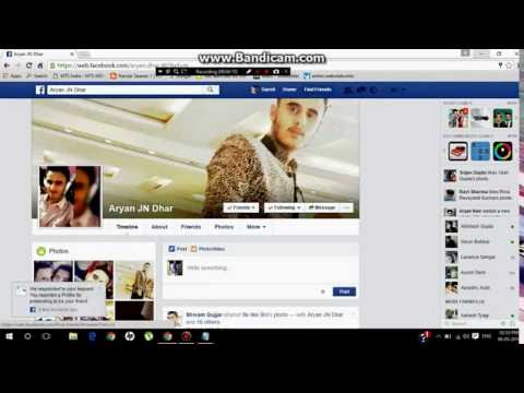 How to delete your friends fb account permanently (100% working)