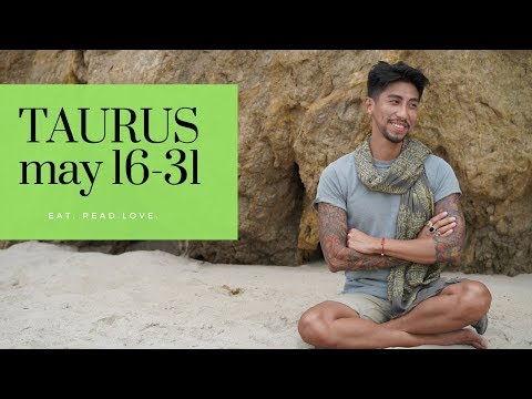 "TAURUS  SOULMATE ""IS IT OVER?"" MAY 16-31 WEEKLY LOVE TAROT READING"