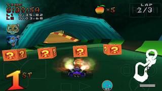 -Crash Team Racing- | !vámonos de aventura! | #1 •Ripper Roo