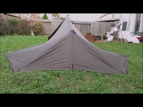 How To: Shelter Building With DD Tarp. DD Tarp Tent Setup.