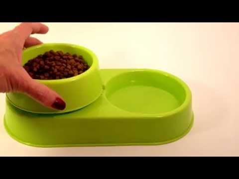 The 3-in-1 Ant Free Elevated Pet Dish