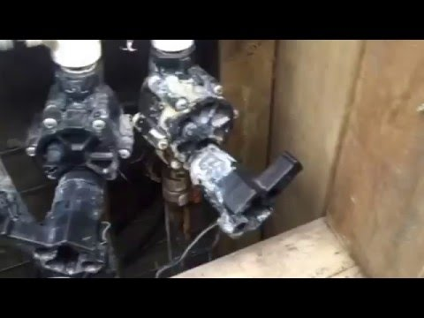 Rain bird Replace electronic sprinkler valve