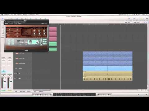 Logic Pro 9 Tutorial: How to Make Wider, Fuller Sounds