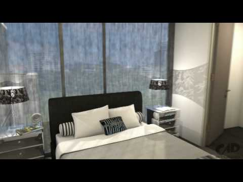 CAD Studio property developments 3D animation showreel