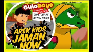 Culoboyo | Kids Jaman Now Gokil Abis Gaess Wkwkwkwk...
